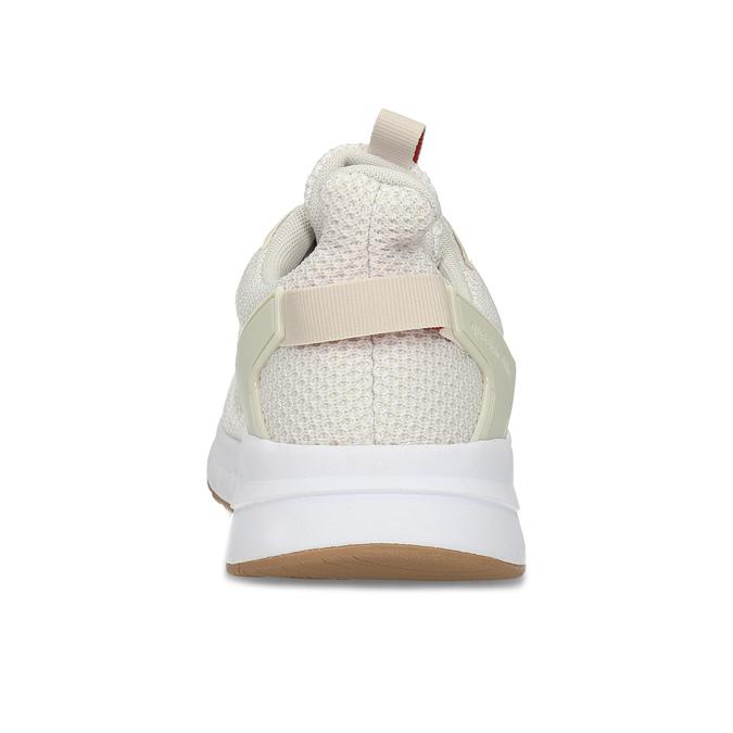 Krémové dámské tenisky s výraznou podešví adidas, béžová, 509-1129 - 15