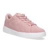Růžové dámské ležérní tenisky power, růžová, 509-5119 - 13