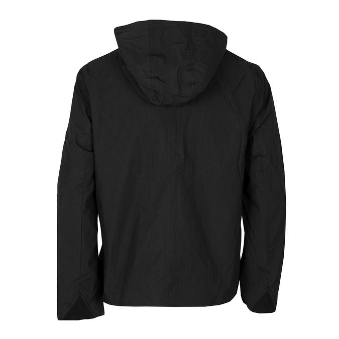 Pánská bunda černá bata, černá, 979-6341 - 26