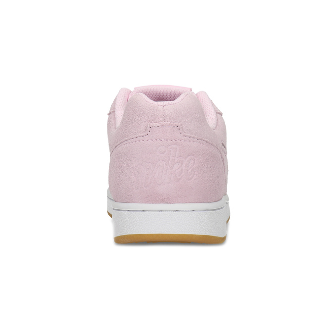 Dámské kožené růžové tenisky nike, růžová, 503-5126 - 15