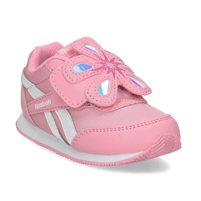 Dětské dívčí tenisky růžové reebok, růžová, 101-5128 - 13
