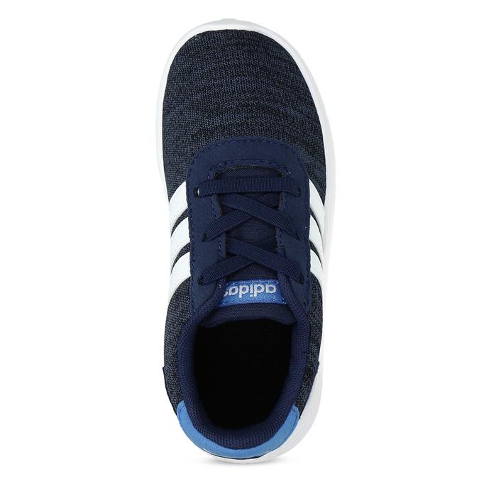 Dětské úpletové tenisky modré adidas, modrá, 109-9243 - 17