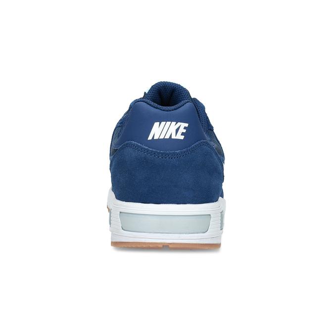 Modré pánské tenisky nike, modrá, 809-9326 - 15
