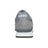 Pánské šedé tenisky kožené adidas, šedá, 803-2102 - 15