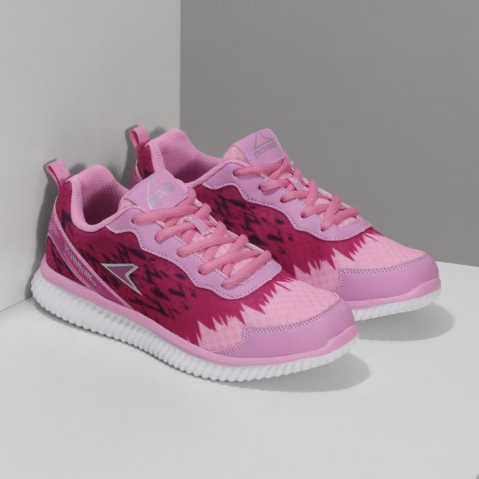 Dětské růžové sportovní tenisky power, růžová, 409-5260 - 26