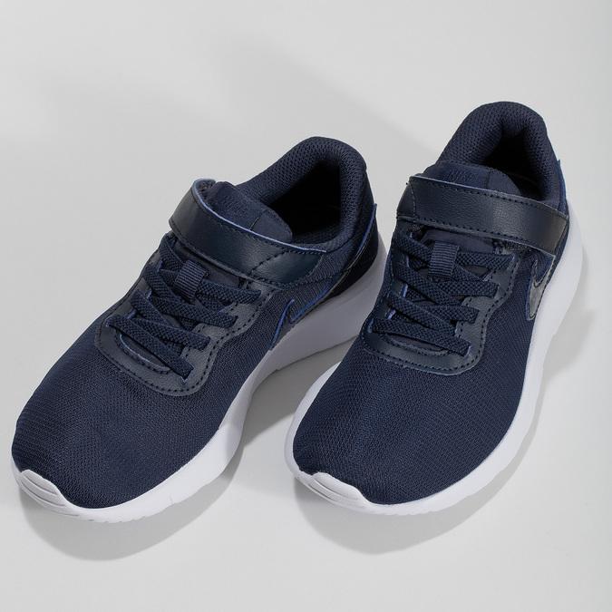 Sportovní chlapecké tenisky tmavě modré nike, modrá, 309-9240 - 16