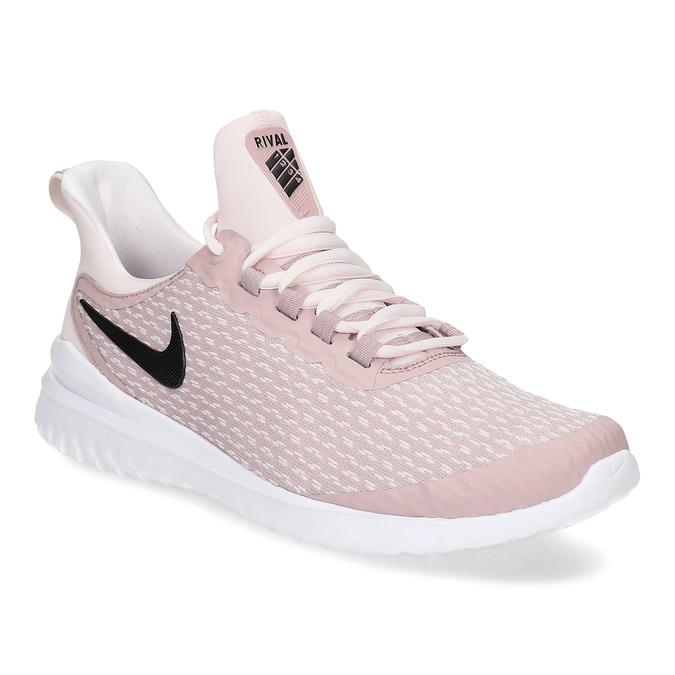 52f1e91380 Nike Růžové dámské tenisky s vykrojením - Nike