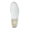 Bílé kožené pánské tenisky vagabond, bílá, 836-1004 - 17