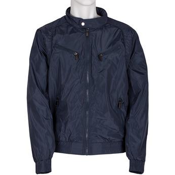 Modrá pánská bunda bata, modrá, 979-9374 - 13