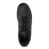 Pánské ležérní černé tenisky s prošitím nike, černá, 801-6124 - 17