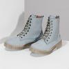 Modré kotníkové boty dámské weinbrenner, modrá, 596-9601 - 16