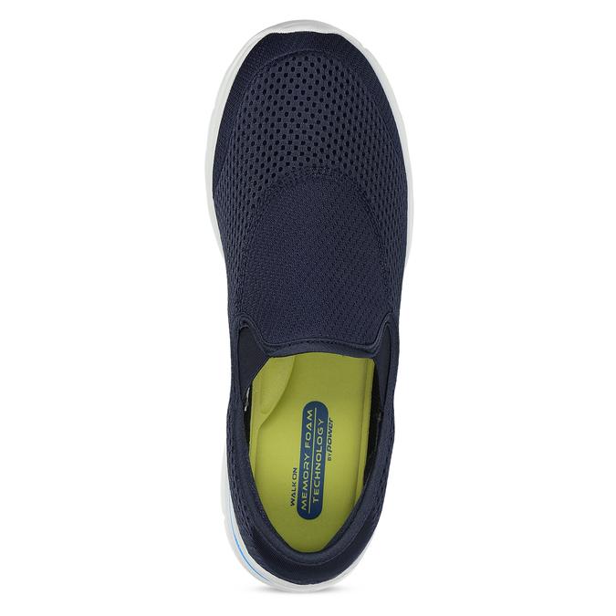 Pánské sportovní Slip-on power, modrá, 809-9318 - 17