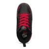 Černé dětské tenisky na kolečkách se vzorem pop-by-heelys, černá, 311-6625 - 17