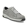 Dámské kožené šedé tenisky comfit, šedá, 546-2600 - 13