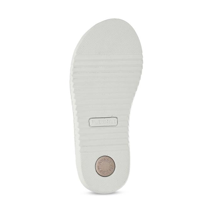 Růžové dětské sandály s kamínky mini-b, růžová, 461-5642 - 18