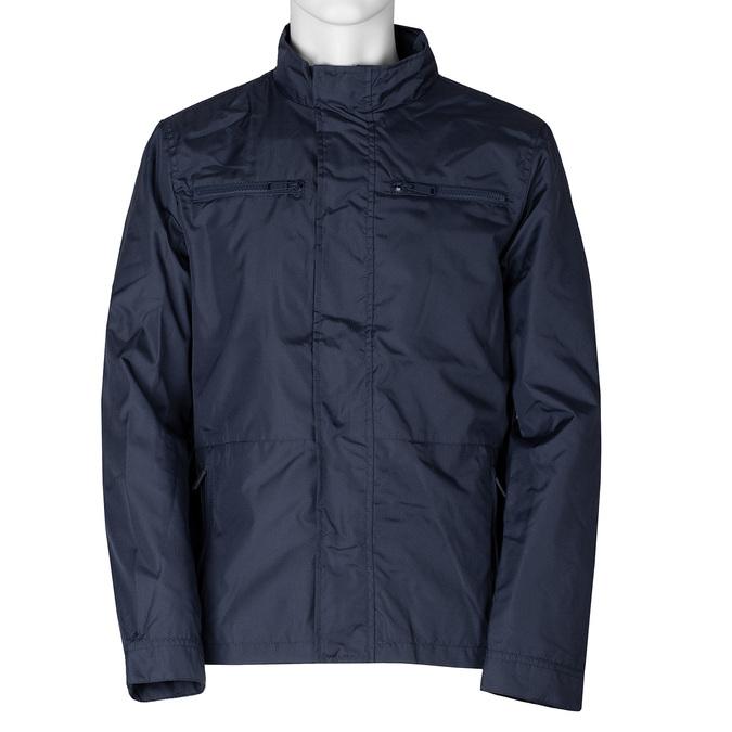 Pánská bunda modrá bata, modrá, 979-9358 - 13