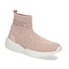 Dámské kotníčkové tenisky růžové bata-light, růžová, 599-5628 - 13