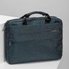 Modrá taška na pracovní cesty samsonite, modrá, 960-9068 - 17