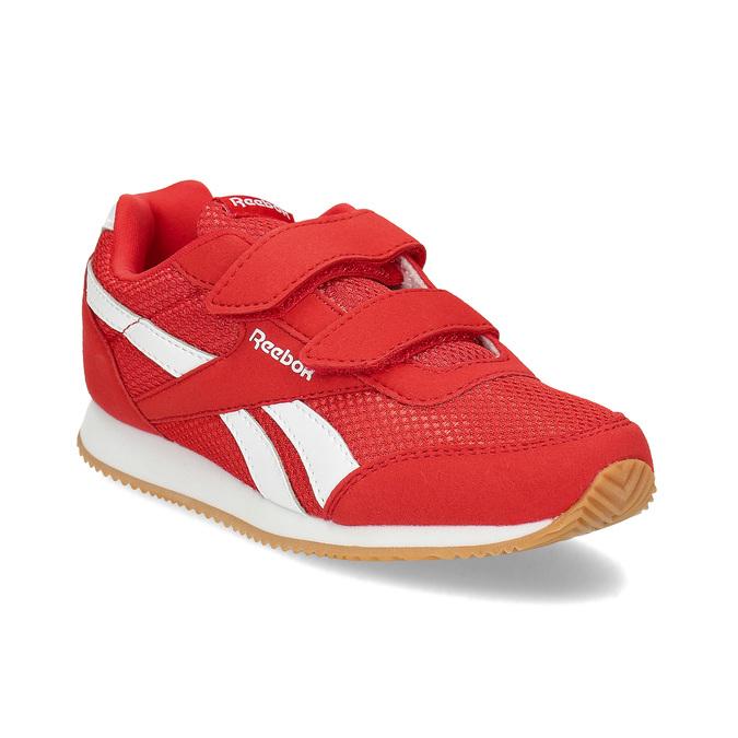 Červené dětské tenisky reebok, červená, 309-5176 - 13