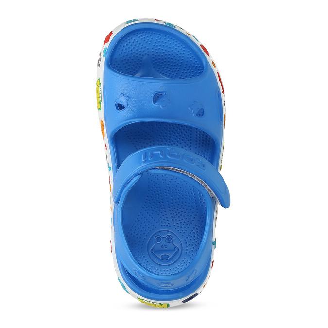 Chlapecké sandály modré coqui, modrá, 172-9600 - 17