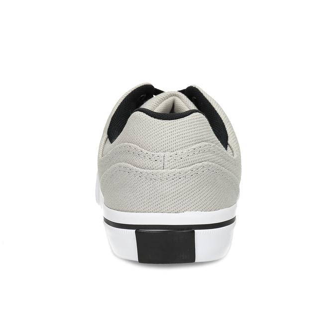 Pánské ležérní tenisky s tmavými detaily converse, béžová, 889-8259 - 15