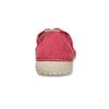 Červené dámské polobotky s perforací weinbrenner, červená, 546-5603 - 15