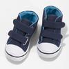 Dětské textilní tenisky bubblegummers, modrá, 119-9603 - 16