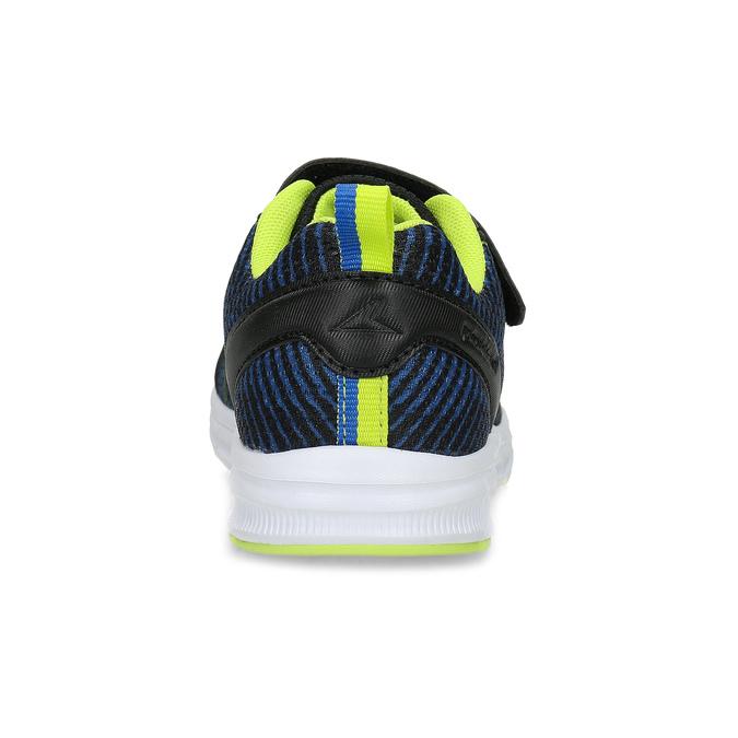 Dětské tenisky se vzorem a suchým zipem power, modrá, 309-9413 - 15
