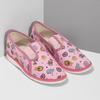 Dětské růžové přezůvky se vzorem bata, růžová, 379-5616 - 26