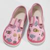 Růžové dětské přezůvky se vzorem bata, růžová, 279-5619 - 16