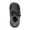 Modrá dětská kotníčková obuv bubblegummers, modrá, 111-9709 - 17