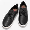 Černé pánské ležérní tenisky bata-red-label, modrá, 841-6779 - 16