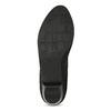 Dámské lodičky s metalickým vzorem bata, černá, 629-6601 - 18