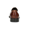 Hnědé pánské kožené Ombré polobotky bata, hnědá, 826-3618 - 15