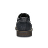 Pánské kožené ležérní polobotky bata, modrá, 826-9610 - 15