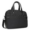 Pánská černá taška s popruhem bata, černá, 969-6792 - 13
