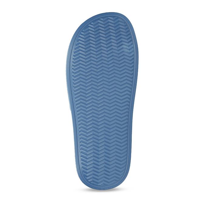 Modré pánské nazouváky se vzorem coqui, modrá, 872-9658 - 18