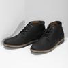Hnědá pánská kotníčková obuv bata-red-label, hnědá, 821-6668 - 16