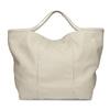 Béžová dámská kožená kabelka bata, béžová, 964-2629 - 26