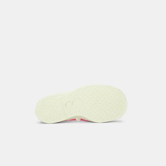 Dětské cvičky s puntíky bata, růžová, 279-5102 - 17