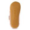 Růžová dětská kožená kotníčková obuv froddo, růžová, 124-5605 - 18