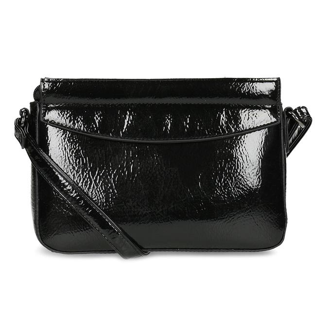 Dámská černá Crossbody kabelka gabor, černá, 961-6231 - 16