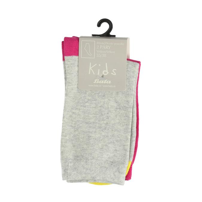 Sada dětských ponožek bata, vícebarevné, 919-1774 - 13