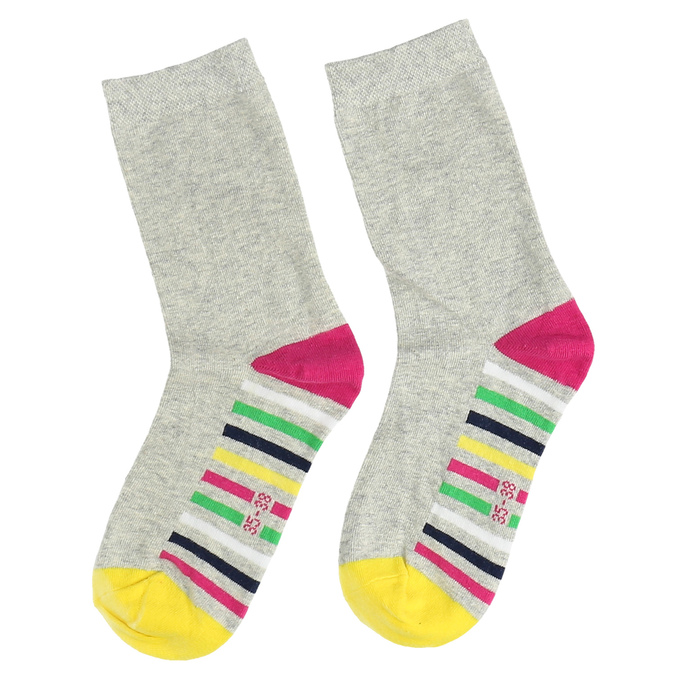Sada dětských ponožek bata, vícebarevné, 919-1774 - 26