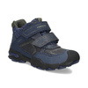 Modrá dětská kotníčková zimní obuv geox, modrá, 311-9177 - 13