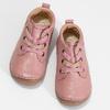 Dětská růžová kotníčková kožená obuv froddo, růžová, 124-5607 - 16