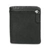 Černá pánská kožená peněženka bata, černá, 944-6619 - 26
