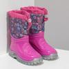 Růžové dětské holínky se vzorem mini-b, růžová, 292-5643 - 26