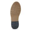 Hnědá pánská kožená zimní obuv bata, hnědá, 896-3746 - 18