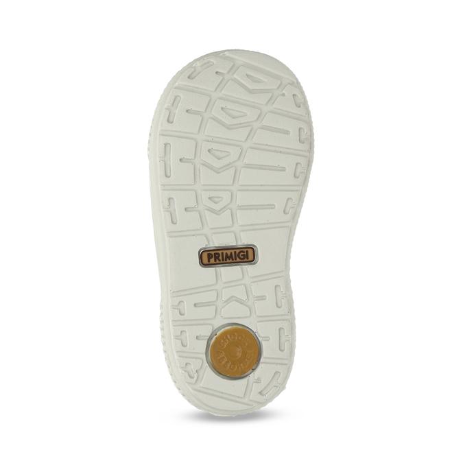 Žlutá dětská kotníčková zimní obuv primigi, žlutá, 199-8615 - 18